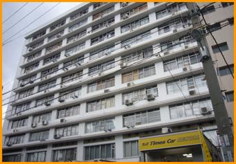 大宮町市街地住宅外廻りアルミ製建具改修工事イメージ